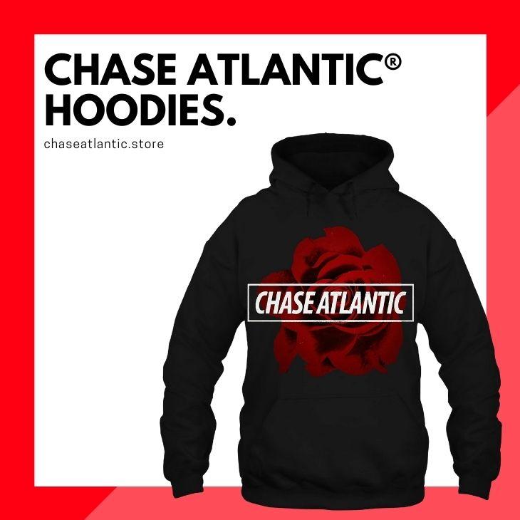Chase Atlantic Hoodies