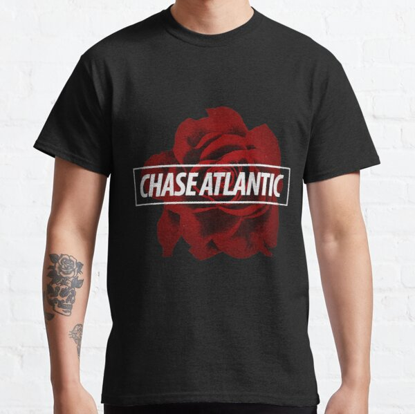 Chase Atlantic Rose Logo Classic T-Shirt RB1207 product Offical Chase Atlantic Merch