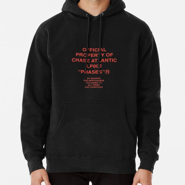 chase atlantic terms and conditions Pullover Hoodie RB1207 product Offical Chase Atlantic Merch