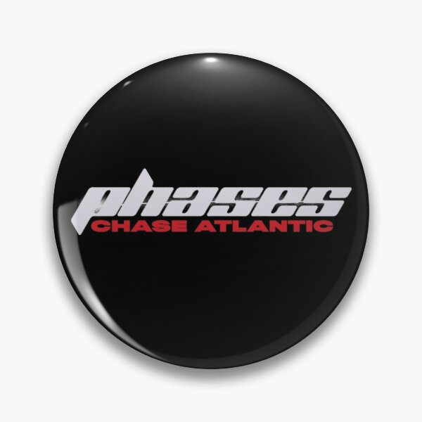 Chase Atlantic Pin RB1207 product Offical Chase Atlantic Merch