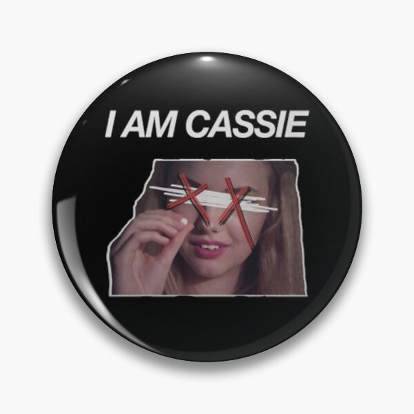 I AM CASSIE / chase atlantic Pin RB1207 product Offical Chase Atlantic Merch